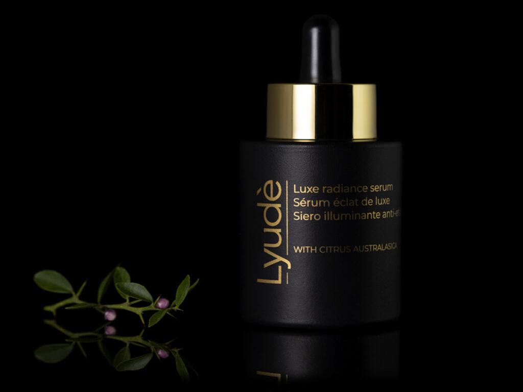 Luxe radiance serum